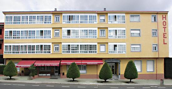 Мелиде, Испания: hotel