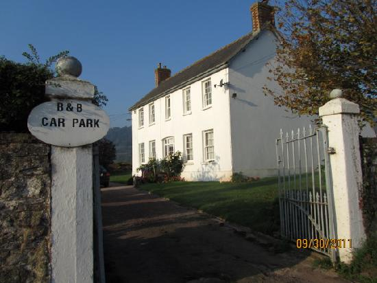 Hardwick Farm Bed & Breakfast: Hardwick Farm B&B