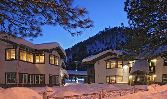 Aspen Condominiums at Icicle Village Resort
