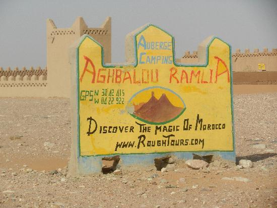 Aghbalou Ramlia Auberge