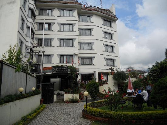 Samsara Resort Hotel Thamel