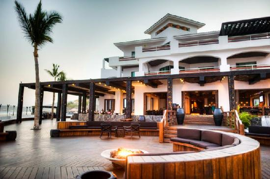 Cabo Azul Resort: Javier's Restaurant at Cabo Azul
