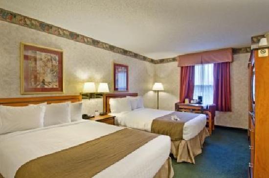 BEST WESTERN Executive Inn & Suites: Standard Room
