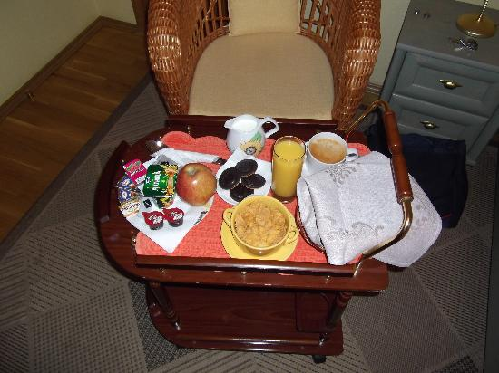 Sunflower B&B Hotel: Breakfast