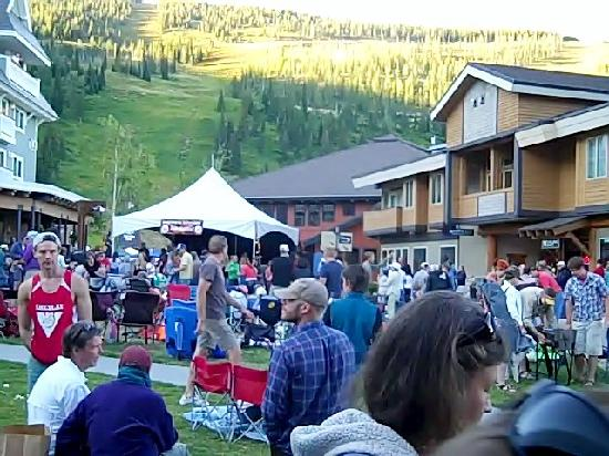 Schweitzer Mountain Resort Lodging: Fall Festival 2011