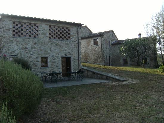 Agriturismo Montemiliano : Part of the facilities