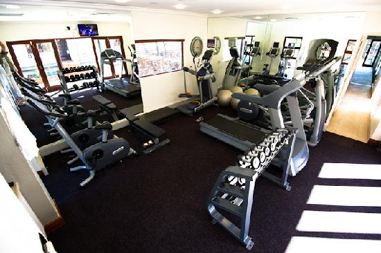 African Pride Irene Country Lodge: Techno Gym in Spa