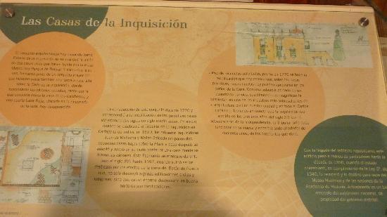 Museo Historico de Cartagena de Indias : un poco de historia