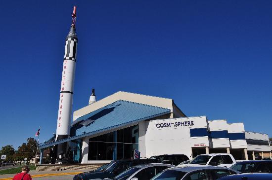 Car Dealerships In Hutchinson Ks >> Cosmosphere Exterior Picture Of Cosmosphere Hutchinson