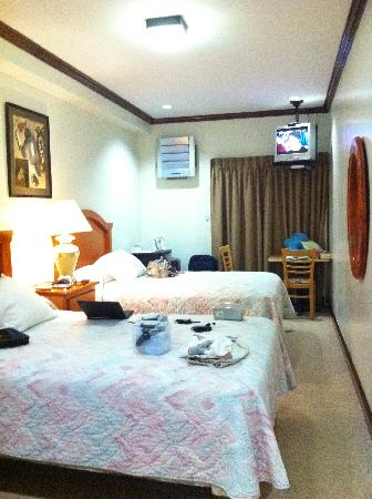 Penthouse Hotel: ツインルーム