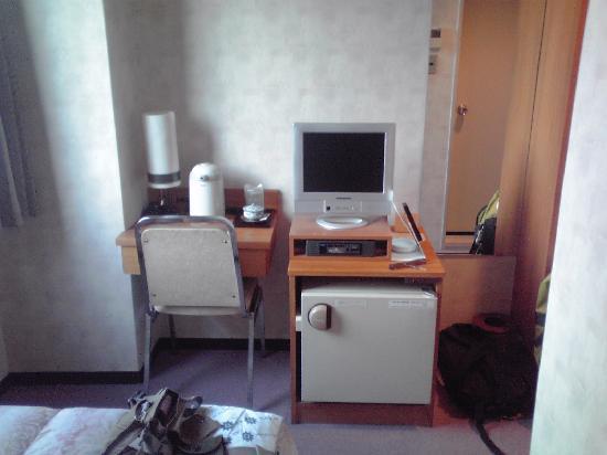 Mihara Kokusai Hotel: シングル室内