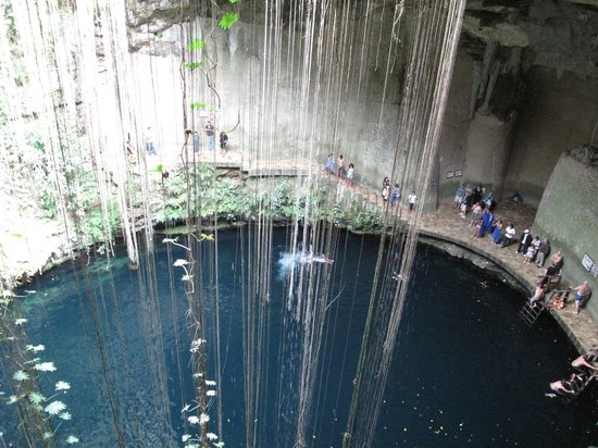 Maya Can Eco Tours : cenotes