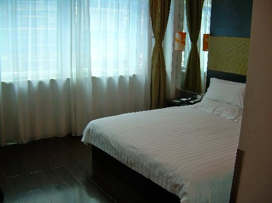 Orange Hotel-Hangzhou Moganshan Road: Bed