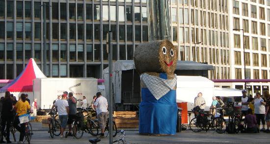 Berlin, Tyskland: Potsdamer Platz