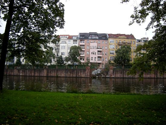 Berlin, Germany: Peace by the River