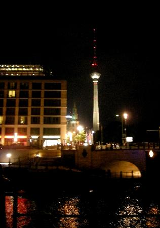 Berlino, Germania: Berlin by night