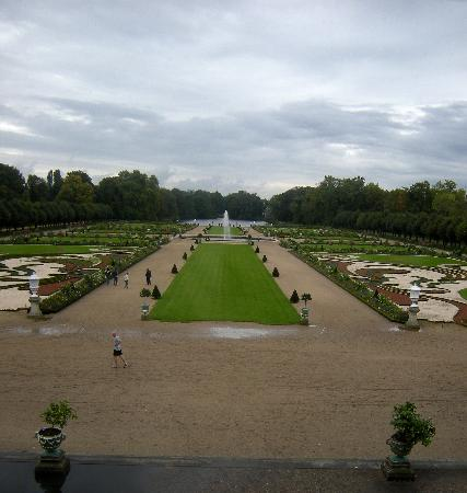 Berlin, Jerman: Charlottenburg, park