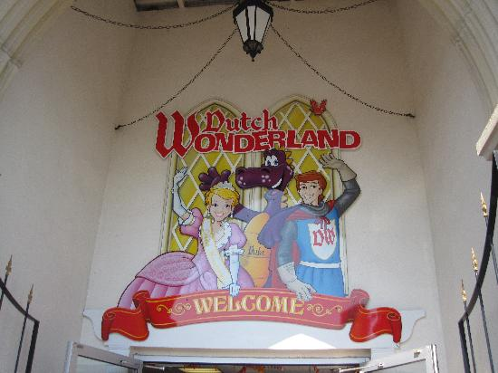Dutch Wonderland: coming in above