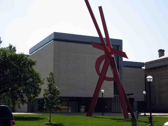 University of Michigan Museum of Art : University of Michigan Ann Arbor Art Museum - Frankel Family Wing