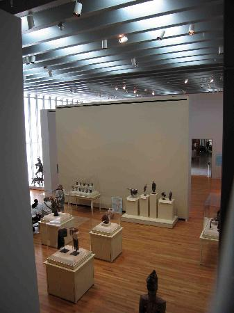 University of Michigan Museum of Art : Frankel Wing - African Gallery