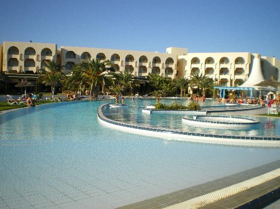 Iberostar Averroes: Pool