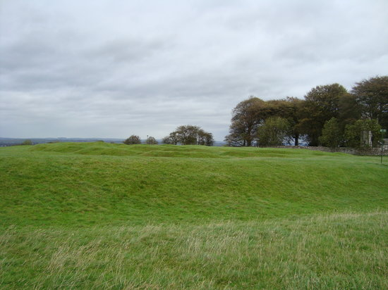 County Meath, Irlande : Hill of Tara