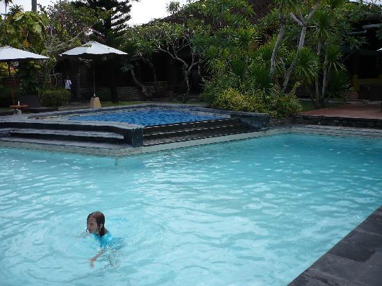 Peneeda View Beach Hotel: Pool near our room