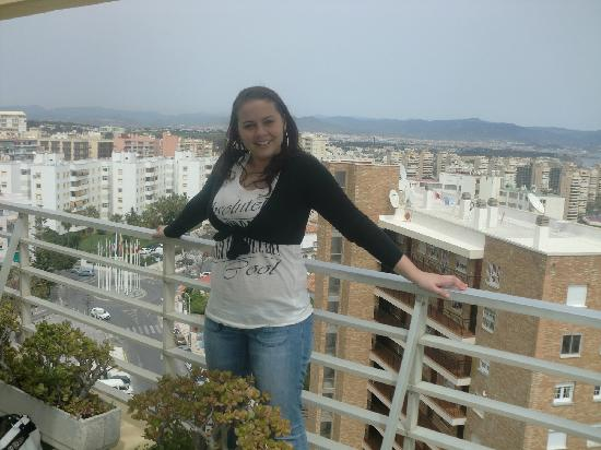 Gran Cervantes by Blue Sea: Amazing view from rooftop