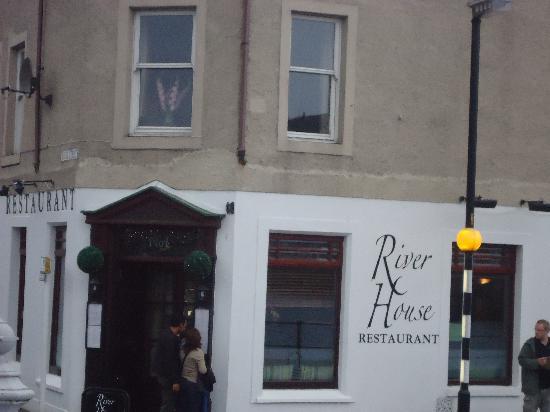 The Riverside Restaurant : River Cafe