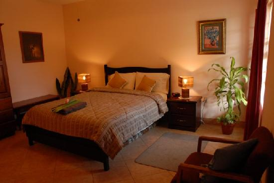 The Inn at Twin Palms: Bedroom