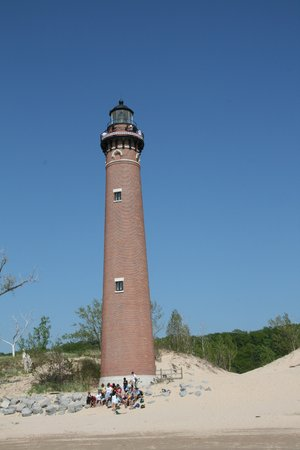 ‪Little Sable Point Lighthouse‬