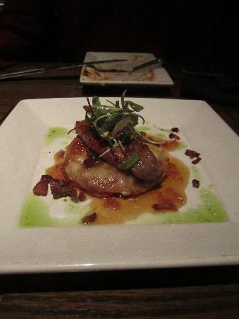 Eno Vino Wine Bar & Bistro: Hudson valley foie gras