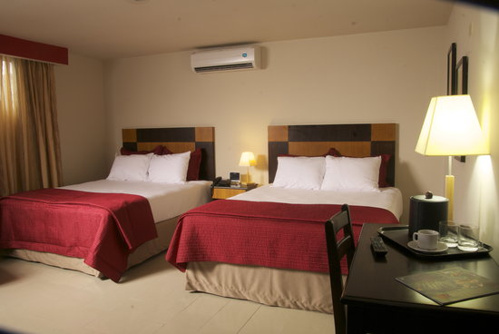 Metro Hotel Panama: Double Room