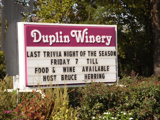 Duplin Winery: Welcome - Come In