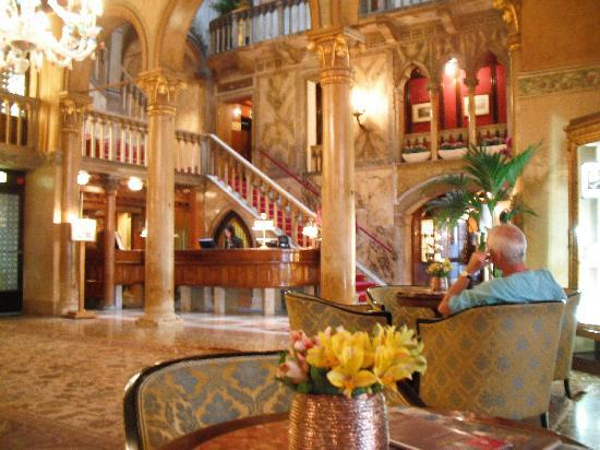 Hotel Danieli, A Luxury Collection Hotel: The Lobby Of The Hotel Danieli Photo