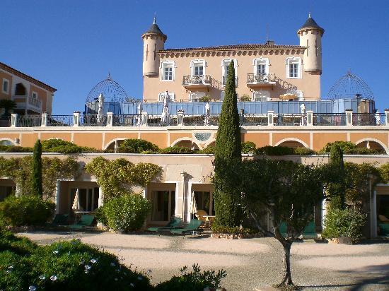 Chateau De La Messardiere: Chateau Le Messardiers!