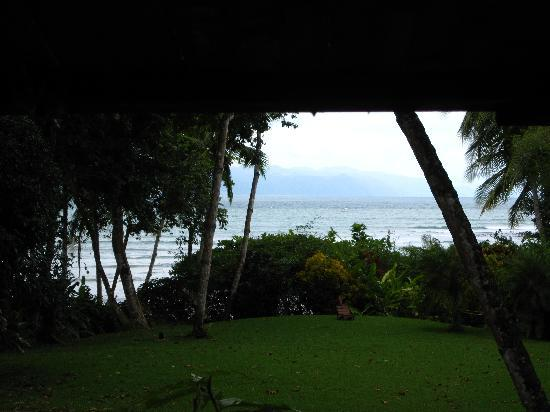 Casa Bambu Resort: View from the porch...amazing