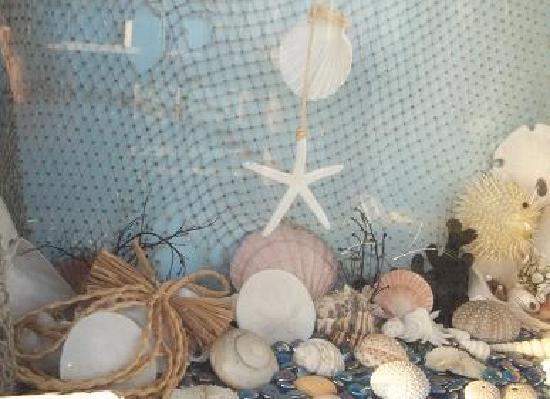 Shark Attack: A variety of shell for sale
