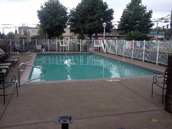 Best Western Corvallis: Hotel pool