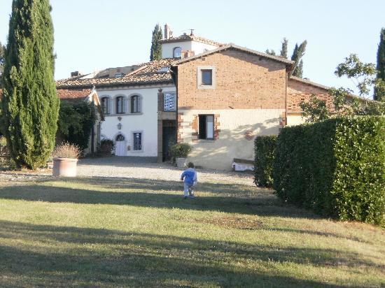 Agriturismo Il Mattone: The Villa