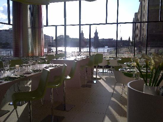 โรงแรม นโฮว เบอร์ลิน: great restaurant