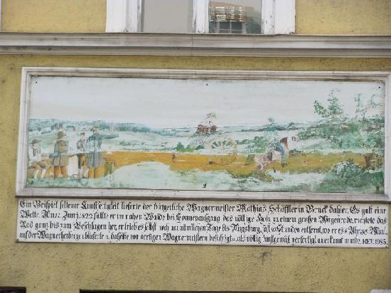 Das Rathaus: 9