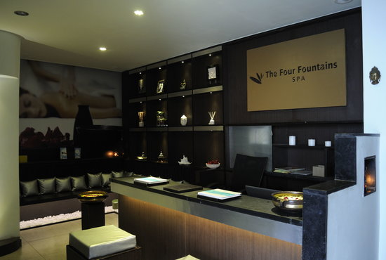 The Four Fountains Spa - Jayanagar