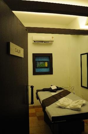 The Four Fountains Spa - Jayanagar: Therapy Room