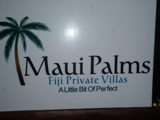 Maui Palms: A lot of perfect!