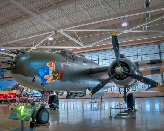 Mount Hope, Kanada: Canada Air Museum