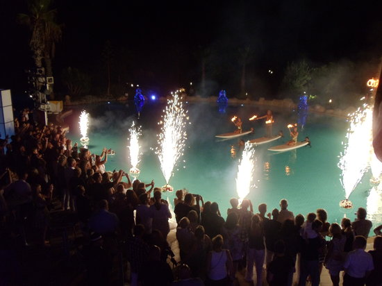 Kaya Belek Hotel: gala night