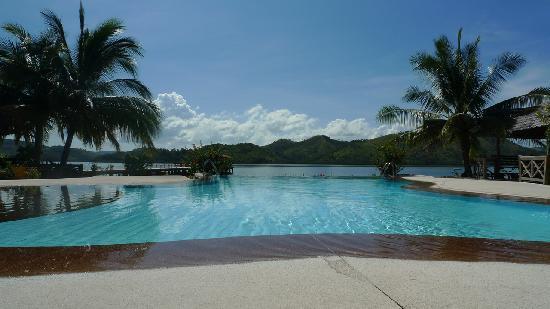 El Rio y Mar Resort : swimming pool