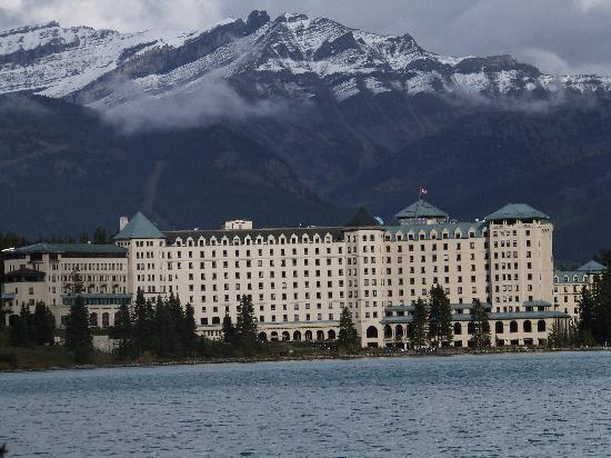 Fairmont Chateau Lake Louise: The Chateau