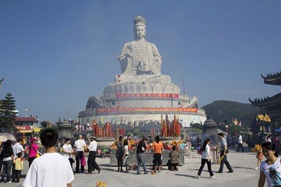 Dongwan Guanyin Mountain: The GuangYin Square